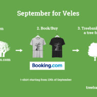 September is for Veles, lets plant 1000 trees
