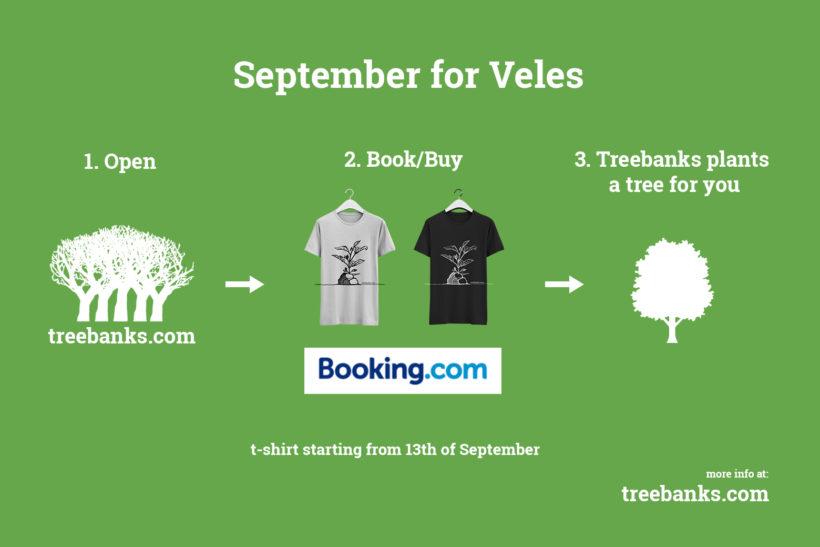 September is for Veles, lets plant 1000 trees